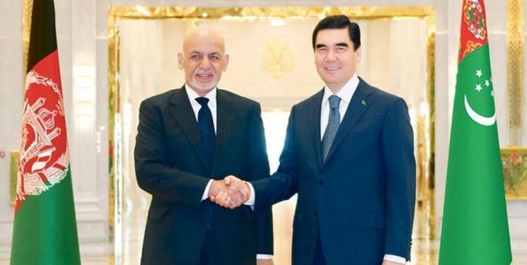 گفت وگوی تلفنی رؤسای جمهوری ترکمنستان و افغانستان